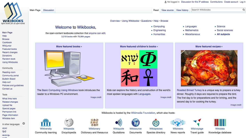 موسوعة الكتب على الانترنت