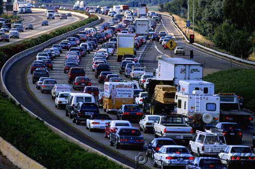 تجربة الحجم المروري للطريق مع المناقشة Traffic Volume Test