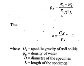 حسابات نفاذية التربة