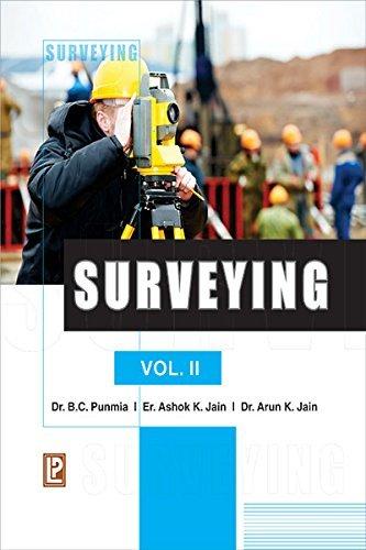تحميل كتاب المساحة الهندسية Punmia Surveying