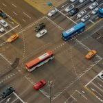 تجربة تحليل التقاطع المروري مع المناقشة - Traffic Intersection Analysis
