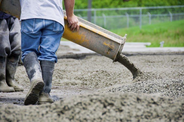 الفرق بين الإسمنت والخرسانة للمبتدئين وكيفية تصميم الخلطات (Cement and Concrete)