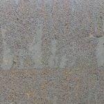 تشقق سطح الخرسانة