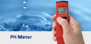 تحديد الرقم الهيدروجيني